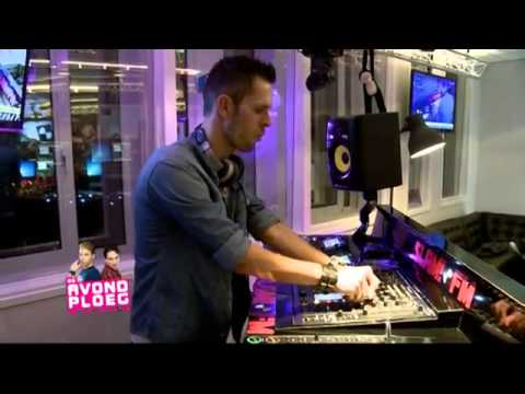 Jacob van Hage - Worldwide Exclusives at Dutch Radiostation Slam FM (live)