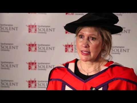 Vanessa Brady OBE Awarded Honorary Degree