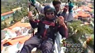 Tandem Paragliding over Oudeniz with Eric / Turkey