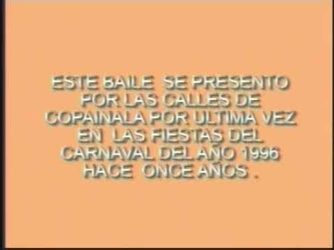 DANZA Y BAILE DE LA COQUETA (PRIMERA PARTE )