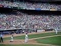 Kent Hrbek Bats at Target Field