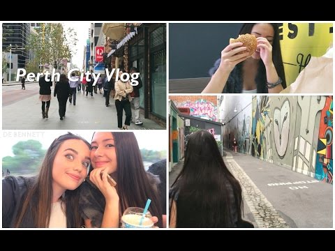Day in the city | Perth vlog!