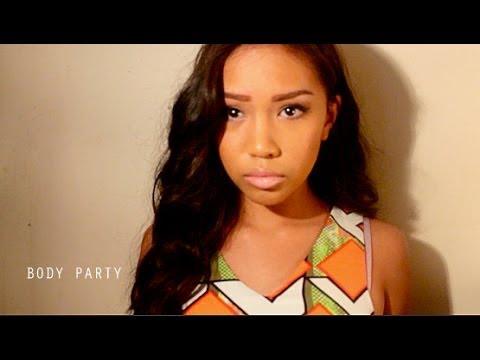 Ciara - Body Party | Olivia Escuyos Cover