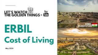 ERBIL COST OF LIVING 2020