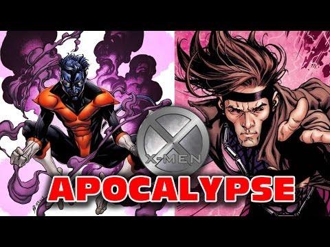 Bryan Singer Teases XMEN APOCALYPSE Additions
