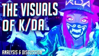 Lights, camera-angles, star power || the visuals of K/DA