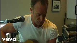 Watch Sting Message In A Bottle video