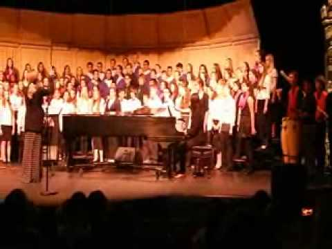 Baba Yetu - Anacortes Middle School Choir