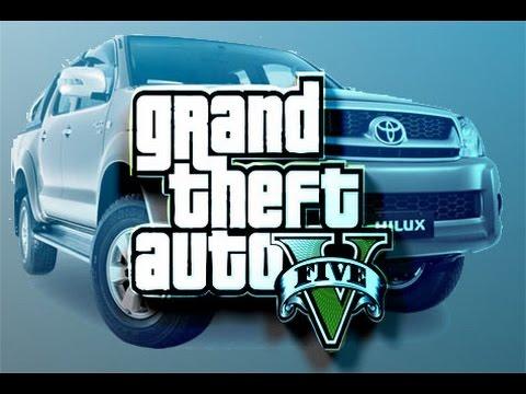 TOYOTA HILUX GTA 4 EFLC 2011