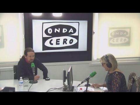 Vídeo completo de la entrevista a Pablo Iglesias en Julia en la onda