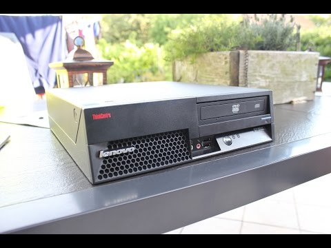 Lenovo IBM Thinkcentre M55 e