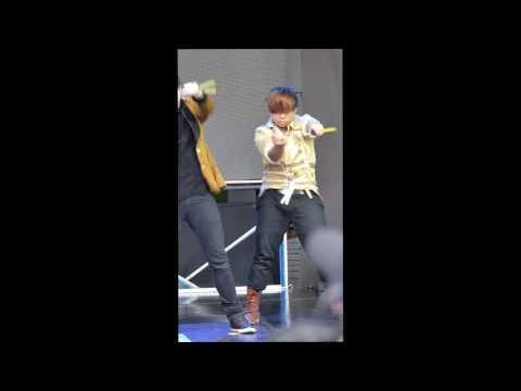 """160528 [Fancam Game] Badbaby cover Big bang - gara gara go+Bang Bang Bang """"G-wave cover dance 2016"""