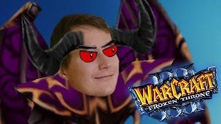 Мультиплеер кампания Warcraft 3 - Артас против Антонидаса