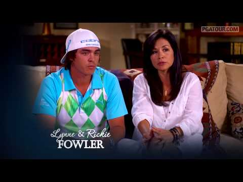 Thanks Mom: Rickie Fowler