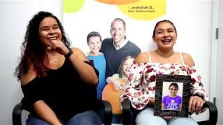 Brain Balance Testimonials Michelle & Seraphin New Braunfels Texas