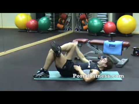 Ejercicios para un abdomen plano en videos    Ejercicios abdominales para bajar la barriga