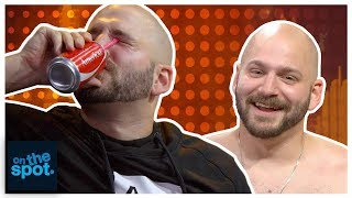 On The Spot: Ep. 142 - Jeremy's Soda of Death | Rooster Teeth