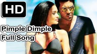 Yevadu - Yevadu Telugu Movie | Pimple Dimple Full song | Ram Charan Teja,Shruti Haasan