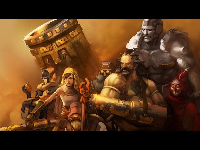 Scrolls Review