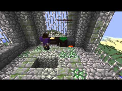 Minecraft Sketch Comedy Portal Hole