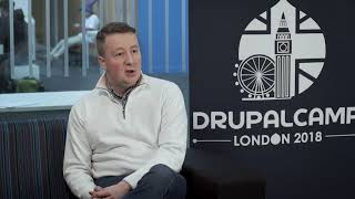 DrupalCamp London 2018 Interview - Nathan Roach