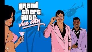 Grand Theft Auto Vice City слепое женское прохождение