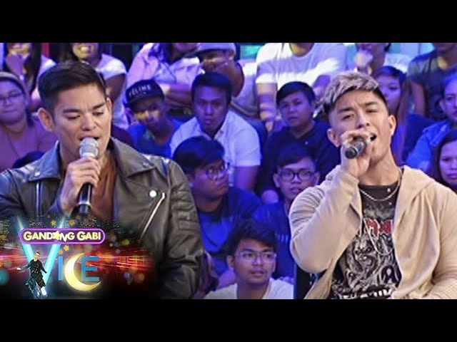 GGV: Jay-R and Kris' wedding song for Billy