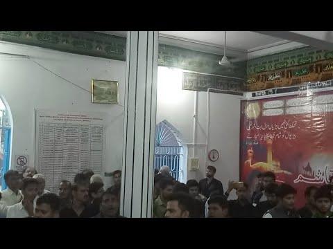 Live 18.Banihashim Japla Hussainabad