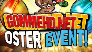 OSTER EVENT auf GOMMEHD.NET! 64 VS. 64 BEDWARS! | CraftingPat