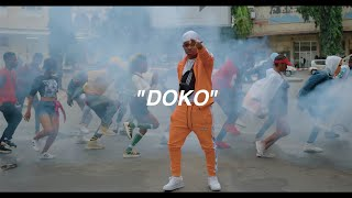 Whozu - Doko (official lyrics by lucky)