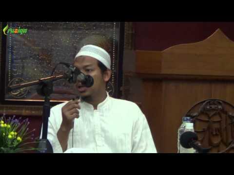 Ust. Abu Ubaidah Yusuf As Sidawi - Etika Bergaul Dengan Sahabat