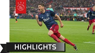Highlights Feyenoord - Ajax