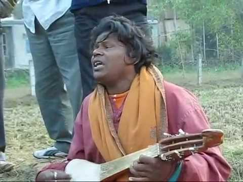 Baul Song - Mon Amaar Deho Ghori By Dibakar Das Baul video