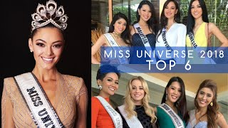Miss Universe 2018 Top 6 Selection | Preliminary Rounds