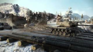 World of Tanks | Gameplay trailer | PS4