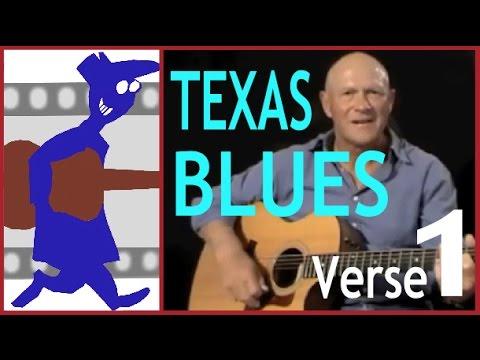 Lessons - Blues - Texas Blues