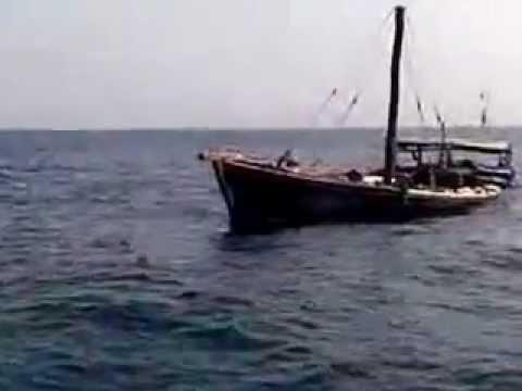 www.dweepdiary.com. Kilthan manju Sinking on 26113.FLV