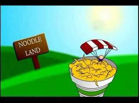 I Love Noodles