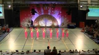 Funky Chicken - Schwäbische Meisterschaft 2015