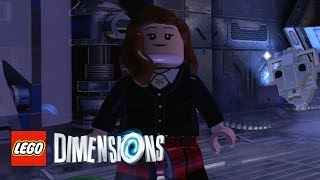 LEGO Dimensions - How To Find And Rescue Clara In A Dalektable Adventure