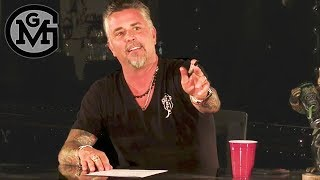 SPOILERS! Richard Rawlings Spoils The Next Build  - Gas Monkey After Hours Ep03