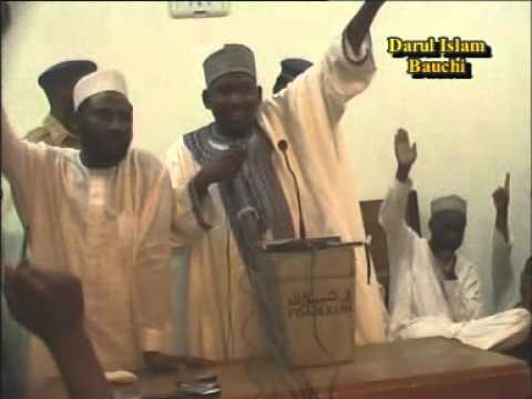 Sheikh Kabiru Gombe video