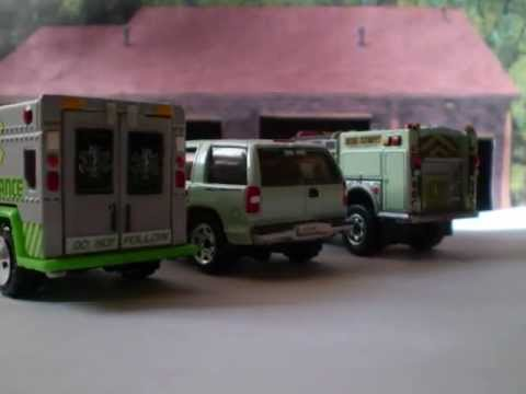 Matchbox Fire Station 11.wmv - YouTube