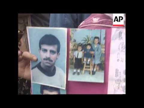 Algeria - Women protest disappearance of men