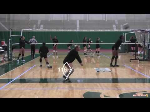 AVCA Video Tip of the Week: Athletic Positioning
