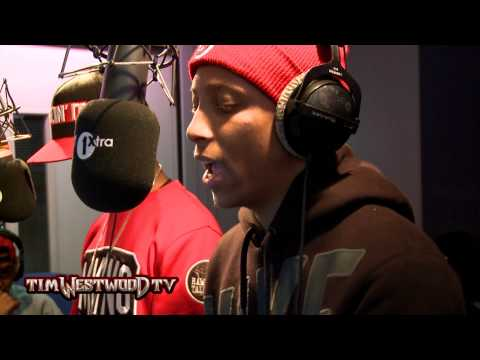 The Rangers Freestyle On Tim Westwood!