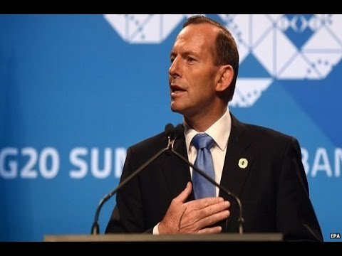 G20 Summit Plan To Deliver $2 Trillion in Growth Says Tony Abbott