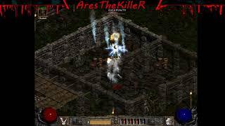 Gamerpro Diablo II test my chart :P nostalgie