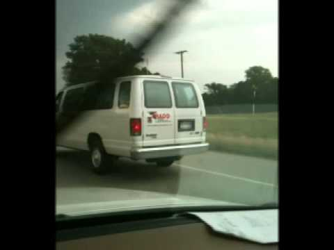Raw Storm Chase Video This is what it is really like 5-24-2011 Fort Worth, Texas  Part 1