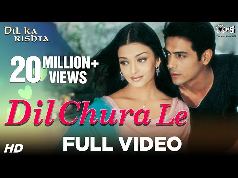 Dil Churale O Chand Se Chehrewale - Dil Ka Rishta - Arjun Rampal & Aishwarya Rai video